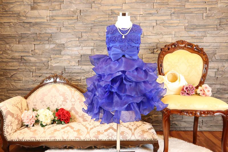 子供専門写真館スタジオバンビ-ドレス サイズ120