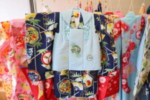 子供専門写真スタジオ スタジオバンビの七五三用着物