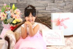 子供専門写真館スタジオバンビの写真撮影