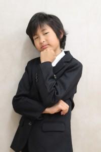 子供専門写真館スタジオバンビのモデル撮影