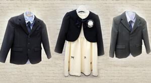 スタジオバンビ鈴鹿_入学式、卒業式用レンタル衣装